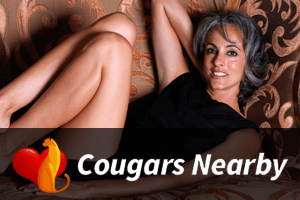 meet cougars near me free